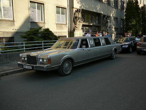 Sylvia & Tomáš - to bude svadbička - Naša svadobná limuzína