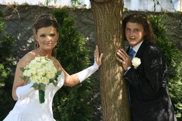 Sylvia Krchňavá{{_AND_}}Tomáš Koporec - Mám ten strom ešte podoprieť? :-)))