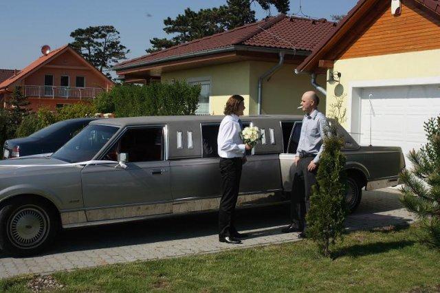 Sylvia Krchňavá{{_AND_}}Tomáš Koporec - Naša svadobná limuzína