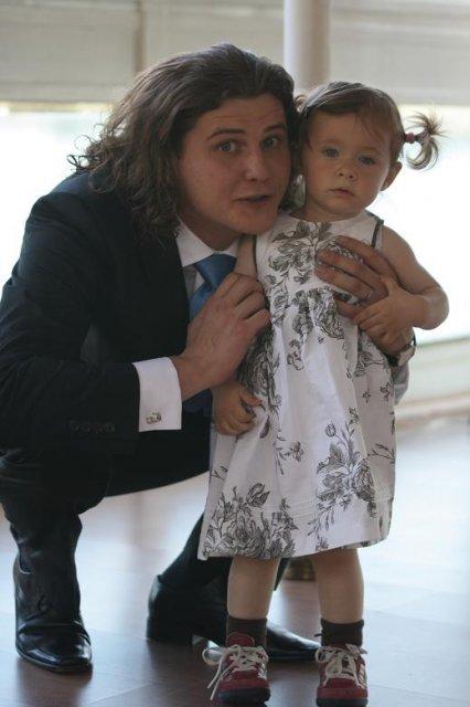 Sylvia Krchňavá{{_AND_}}Tomáš Koporec - Manžel s družičkou Veroničkou