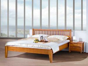 nejaky nabytek mame, ale co budeme urcite porizovat, je postel - soucasna je trochu rozvrklana a stejne potrebujeme nove matrace