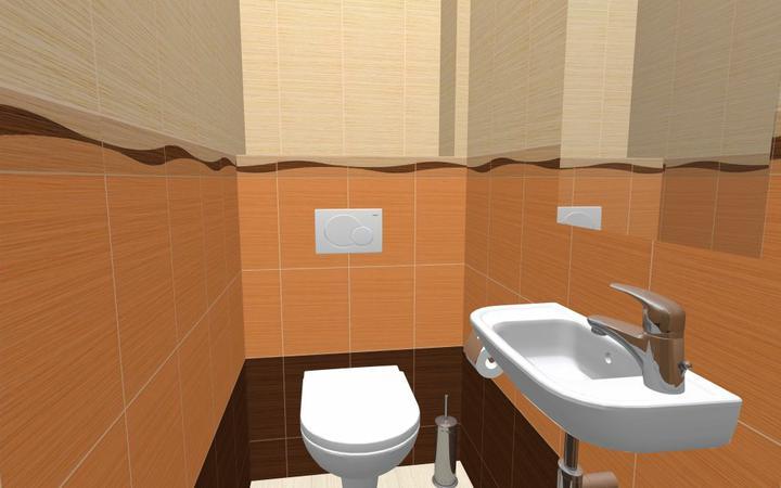 Pokračujeme - koupelna v přízemí - Obrázek č. 11