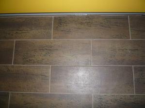 detail podlahy - Rako chateau