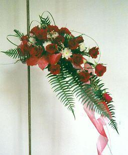 Cervena svatba 8. cervna 2006 - Mene zeleneho, zas priserne kapradi, jinak pekna.