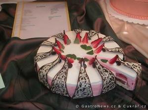 Tomuhle ja rikam uchvatny dort :-)