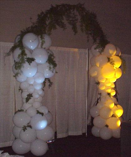 Cervena svatba 8. cervna 2006 - Inspirace na svatbu venku