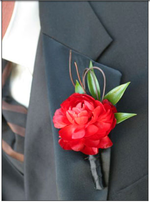 Cervena svatba 8. cervna 2006 - Konecne opravdu cervena. Nemate nekdo potuchu, co je tohle za kvetinku?