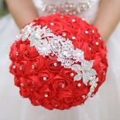 Rudá svatební,