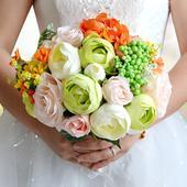 Luxusní kytice,
