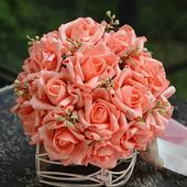 Kytice růží,