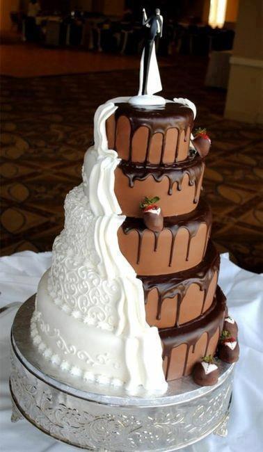 Chocolate wedding theme - Obrázok č. 44