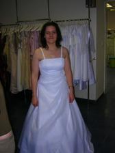 šaty 5, detailnejsi zaber