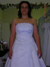 šaty 11, detail