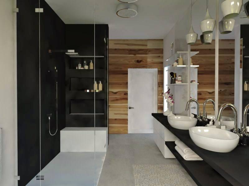 Kúpeľne- vizualizácie - Obrázok č. 5