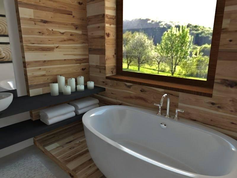Kúpeľne- vizualizácie - Obrázok č. 4