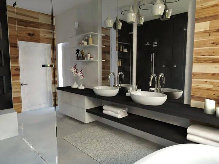 Kúpeľne- vizualizácie - Obrázok č. 2