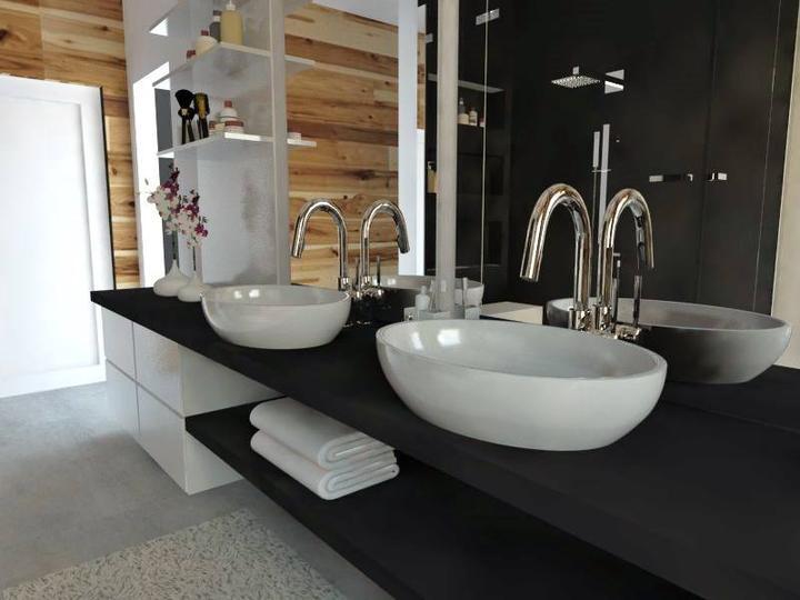 Kúpeľne- vizualizácie - Obrázok č. 3