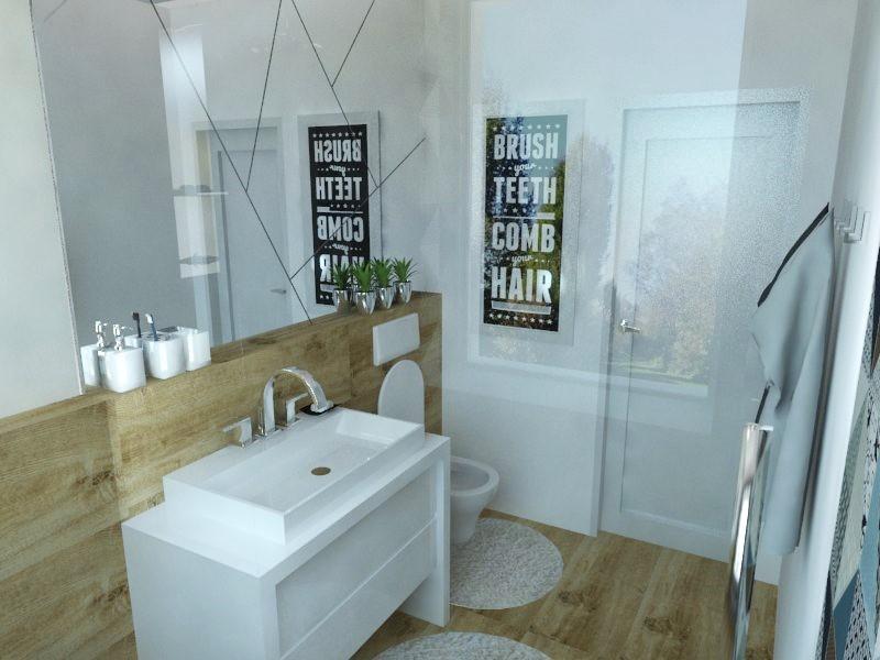 Kúpeľne- vizualizácie - Obrázok č. 18
