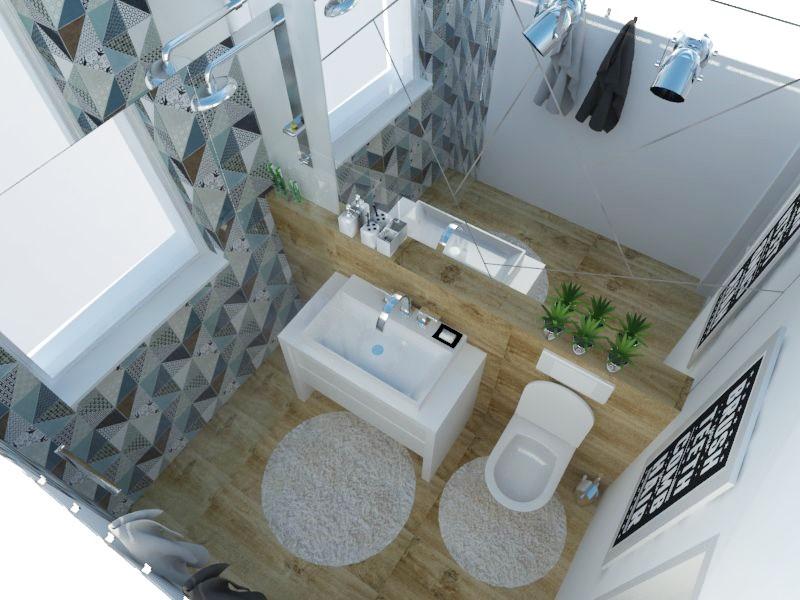 Kúpeľne- vizualizácie - Obrázok č. 22