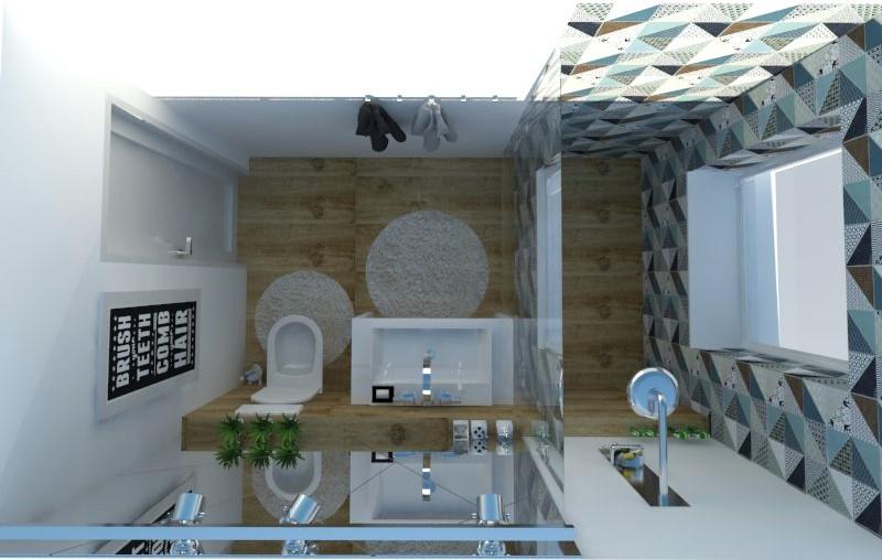 Kúpeľne- vizualizácie - Obrázok č. 24
