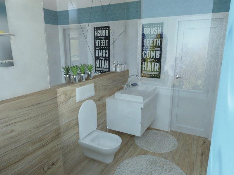 Kúpeľne- vizualizácie - Obrázok č. 25