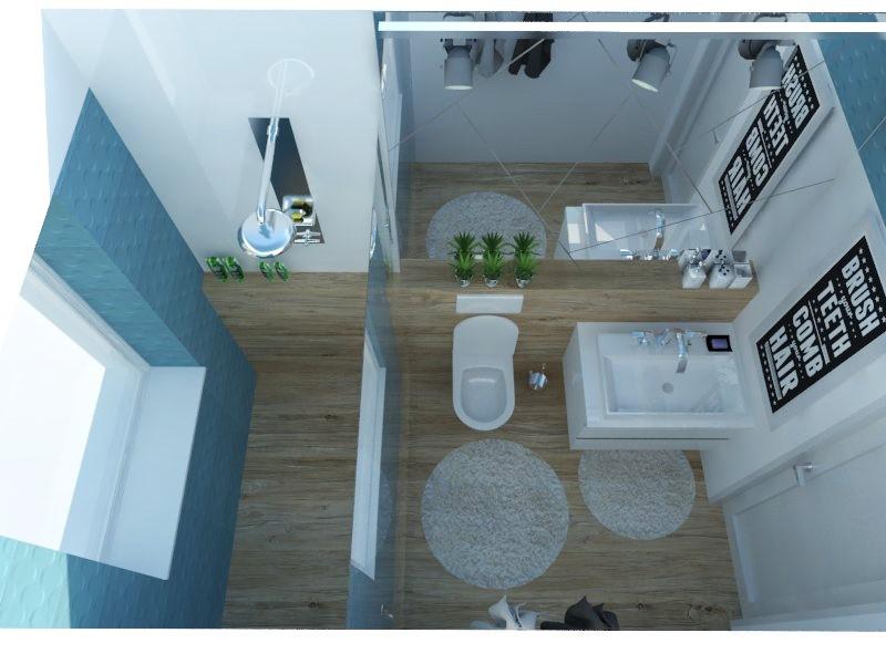 Kúpeľne- vizualizácie - Obrázok č. 27