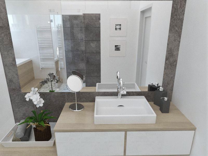 Kúpeľne- vizualizácie - Obrázok č. 29