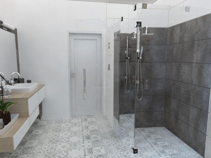 Kúpeľne- vizualizácie - Obrázok č. 30