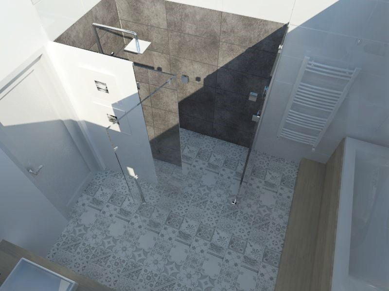 Kúpeľne- vizualizácie - Obrázok č. 32