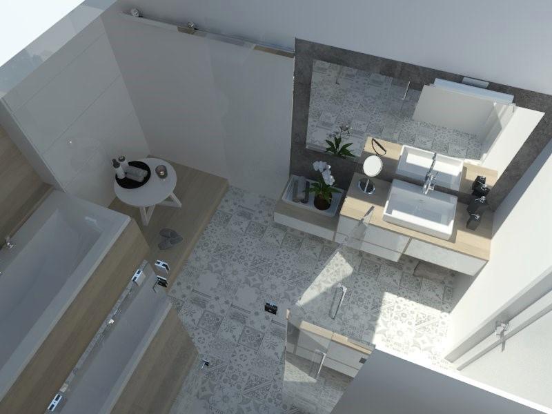 Kúpeľne- vizualizácie - Obrázok č. 34