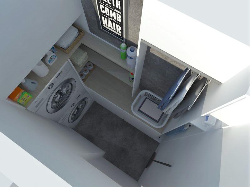 Kúpeľne- vizualizácie - Obrázok č. 35