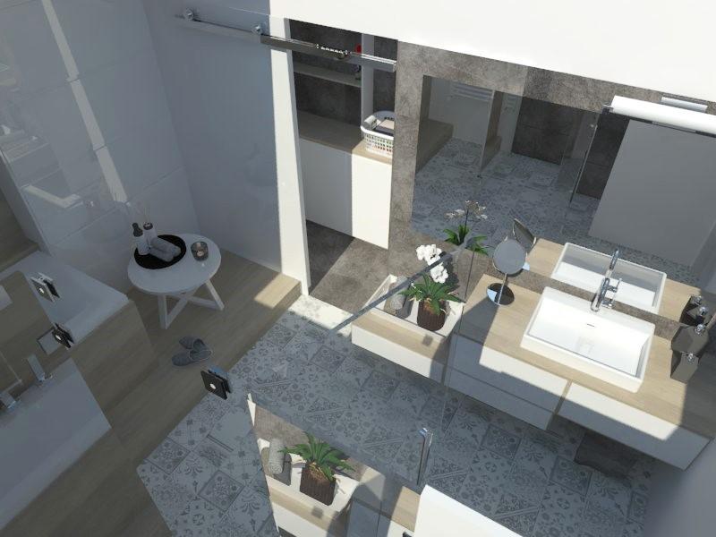 Kúpeľne- vizualizácie - Obrázok č. 36