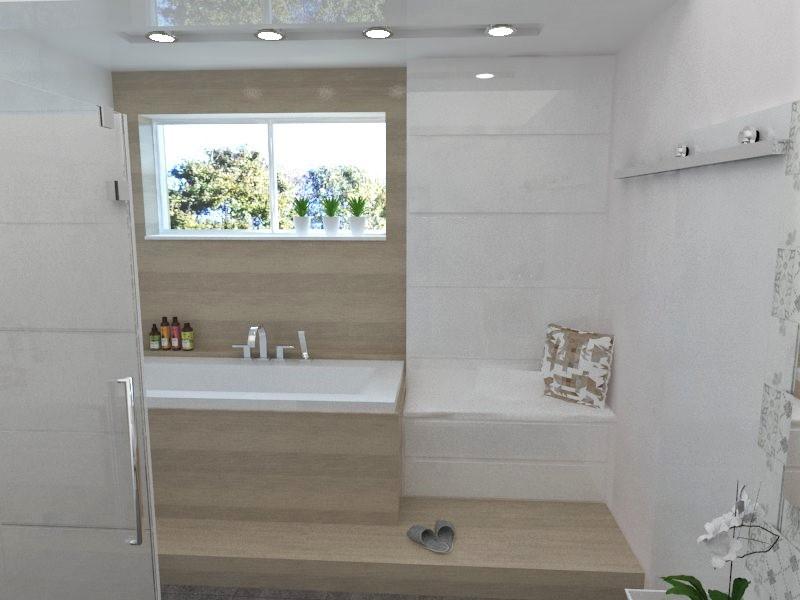 Kúpeľne- vizualizácie - Obrázok č. 37