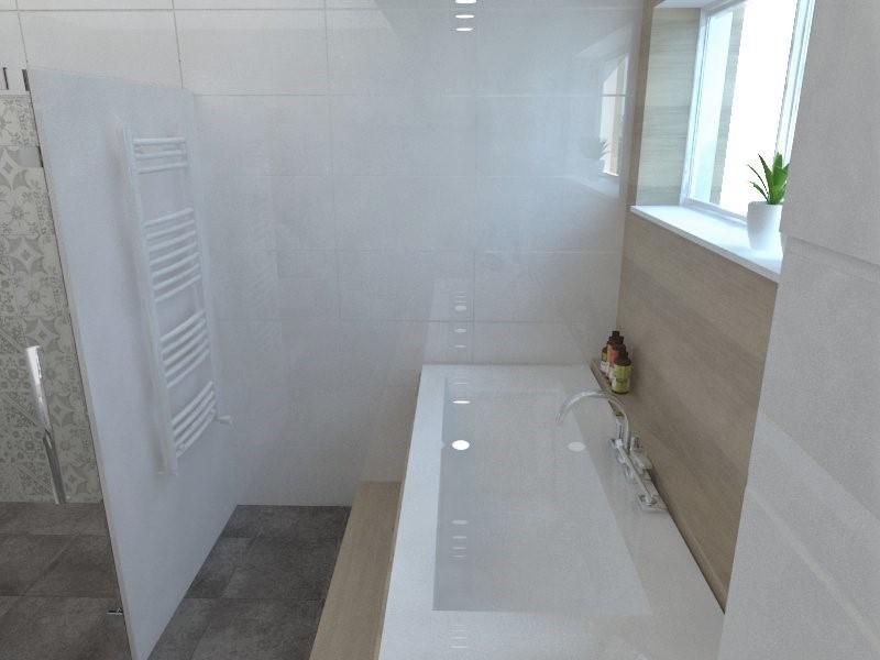 Kúpeľne- vizualizácie - Obrázok č. 38