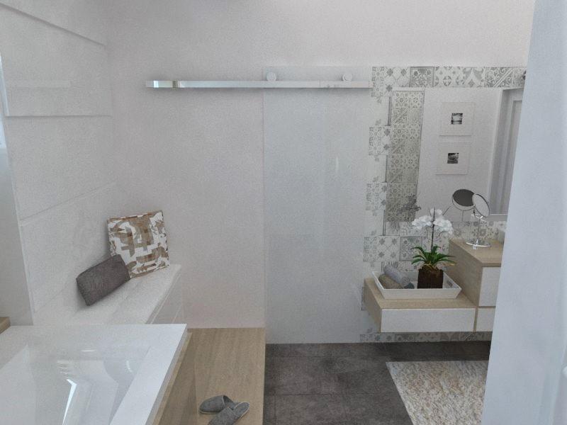 Kúpeľne- vizualizácie - Obrázok č. 39