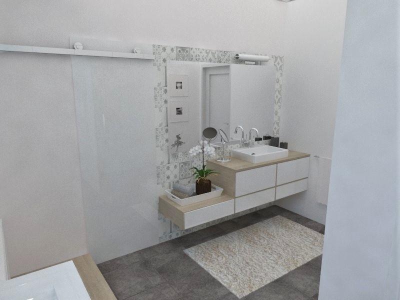 Kúpeľne- vizualizácie - Obrázok č. 40