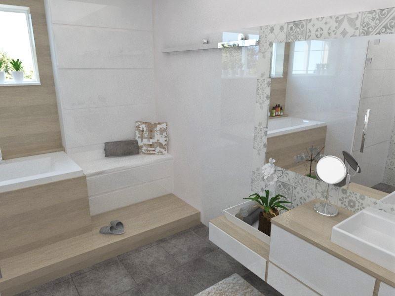 Kúpeľne- vizualizácie - Obrázok č. 42