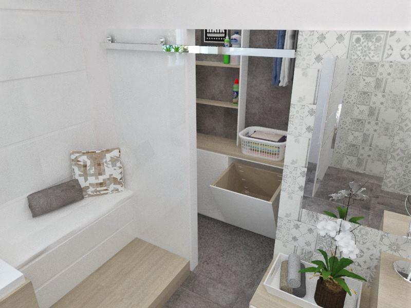 Kúpeľne- vizualizácie - Obrázok č. 44
