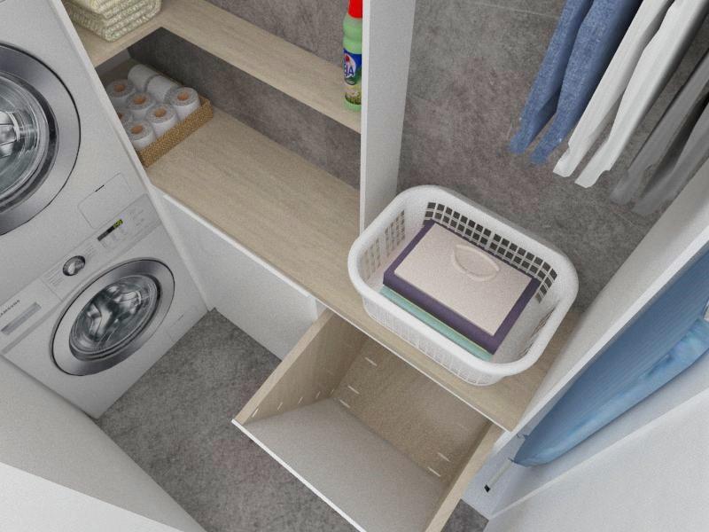 Kúpeľne- vizualizácie - Obrázok č. 45