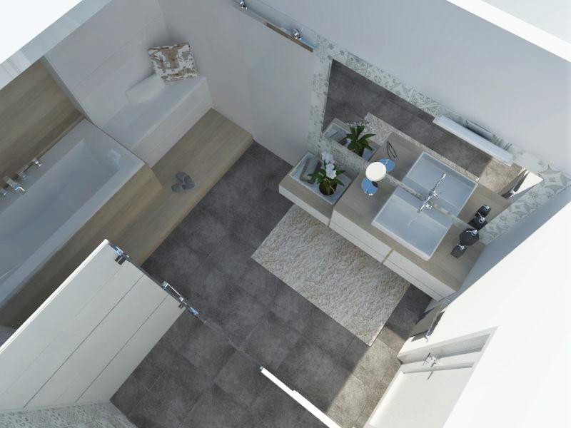 Kúpeľne- vizualizácie - Obrázok č. 46