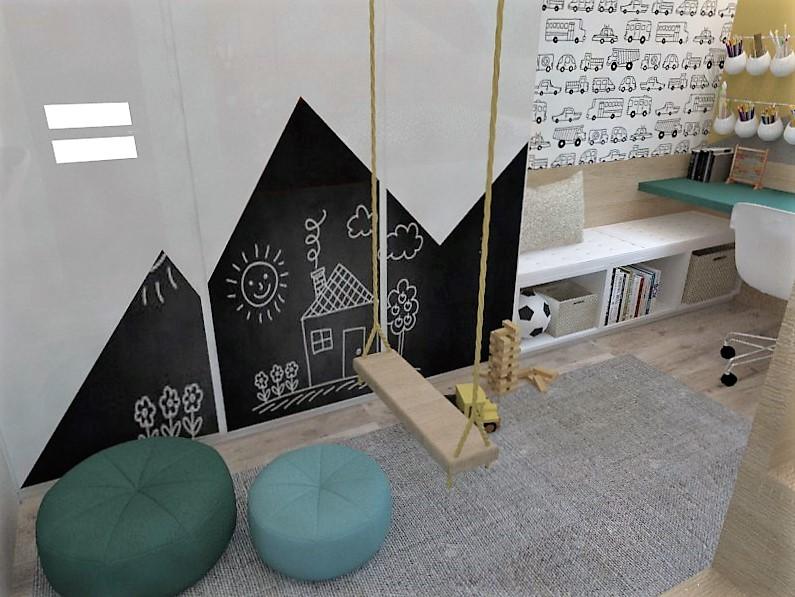 Detské a študentské izby- vizualizácie - Obrázok č. 118