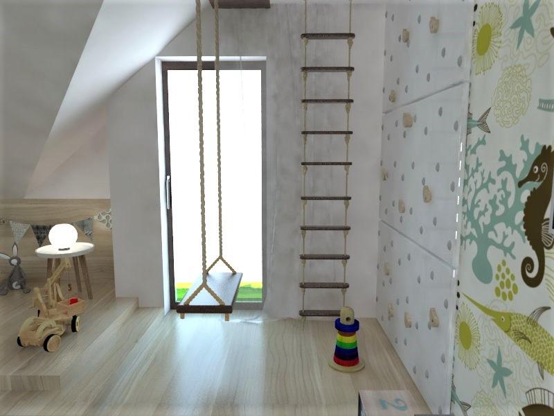 Detské a študentské izby- vizualizácie - Obrázok č. 126