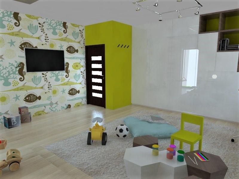 Detské a študentské izby- vizualizácie - Obrázok č. 131