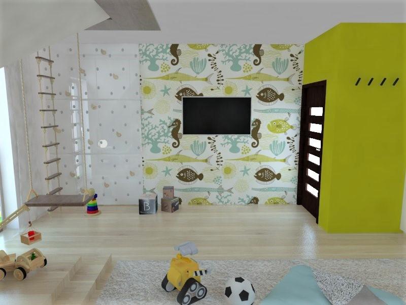 Detské a študentské izby- vizualizácie - Obrázok č. 134