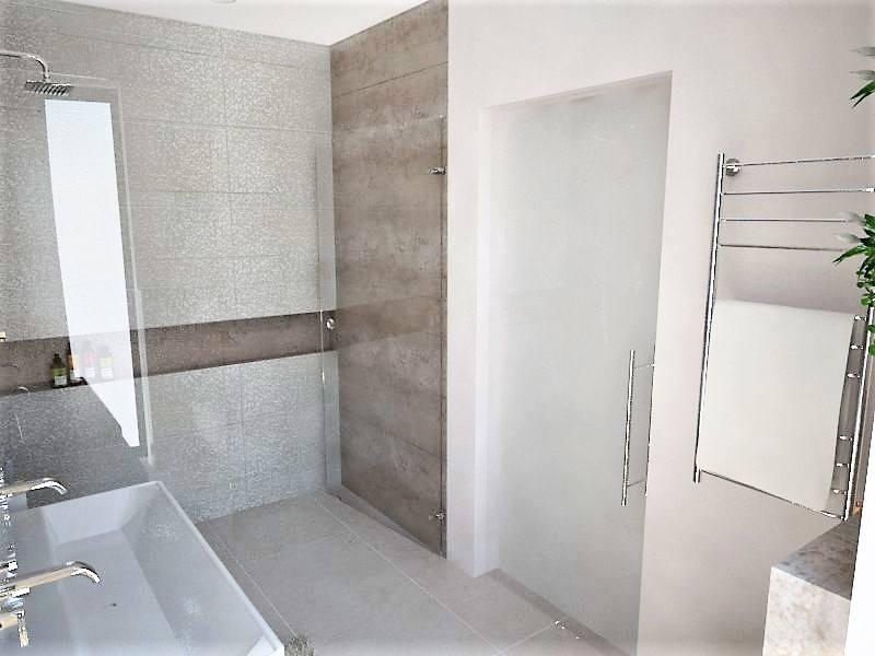 Kúpeľne- vizualizácie - Obrázok č. 49