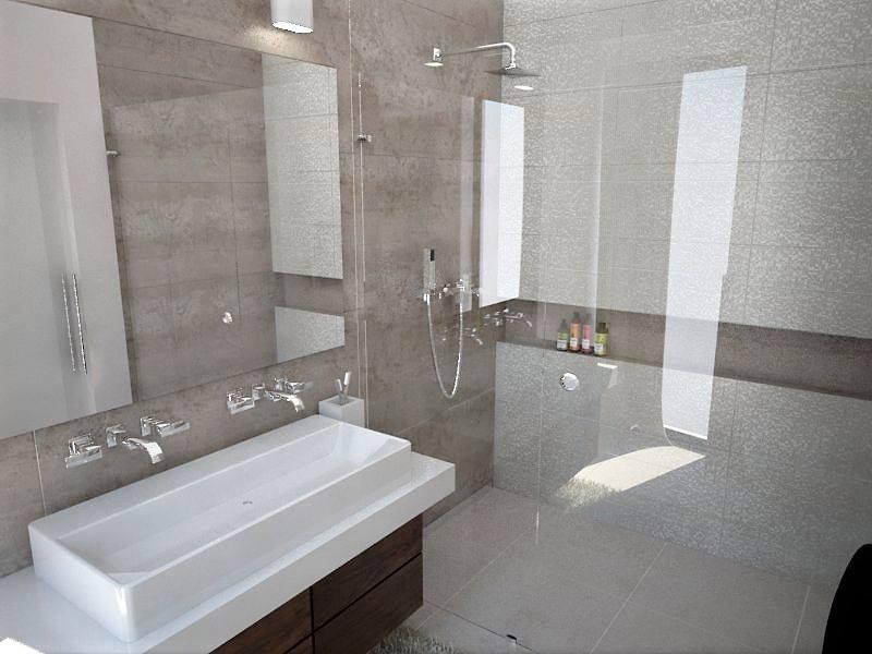 Kúpeľne- vizualizácie - Obrázok č. 50