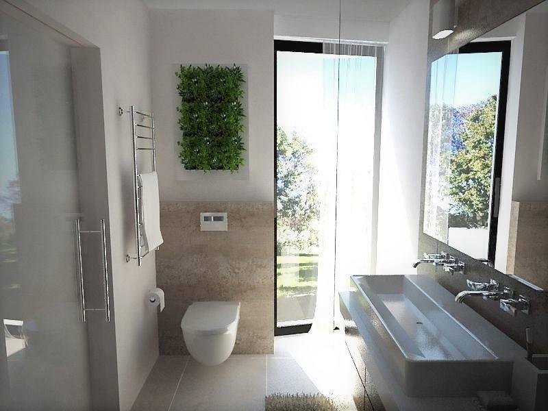 Kúpeľne- vizualizácie - Obrázok č. 51