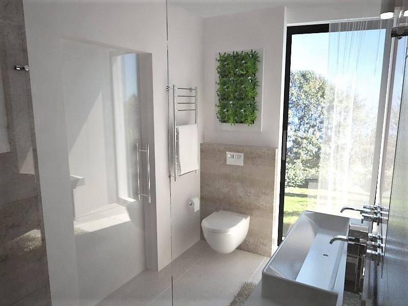 Kúpeľne- vizualizácie - Obrázok č. 52