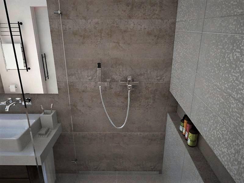 Kúpeľne- vizualizácie - Obrázok č. 53