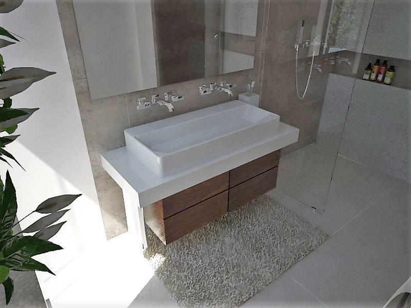 Kúpeľne- vizualizácie - Obrázok č. 54